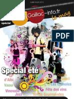Albi-Gaillac Info le mag numéro spécial été