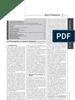 La  Prescripción en Materia Tributaria I Parte.pdf
