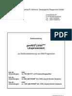 Peak Scanner Längenstandard LS500ROX