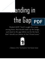 Standing in the Gap_Edition 1