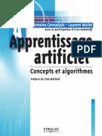 Apprentissage Artificiel Concept Et Algorithme Ed1 v1 2
