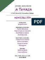 Minicurso de Cocina Española