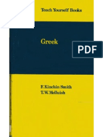 Teach Yourself Greek (1968)