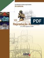 JBRA Jornal Brasileiro de Reprodução Assistida  V13 n1 Agosto 2008 EDIÇÃO ESPECIAL