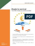 ING EMU Roads to Survival