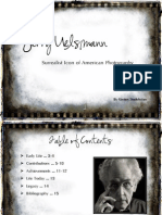 Jerry Uelsmann by Kirsten Studebaker