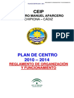Rof Plan de Centro 2010-2014