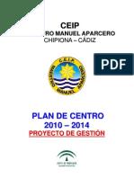 Proyecto de Gestion 2010-2014