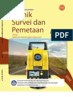 Kelas XII Teknik Survei Dan Pemetaan Jilid 3