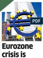 Eurozone Crisis Deepens 23 May 12