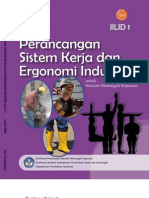 Perancangan Sistem Kerja Dan Ergonomi Industri Jilid 1