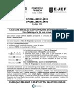 Fundep 2010 Tj Mg Oficial Judiciario Prova