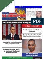 U.S Immigration Newspaper Vol 5 No 71