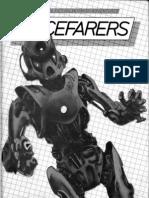 Spacefarers Rulebook - 1981