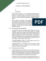 Cap. 3 Estudio de Mercado