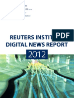 Reuters Institute Digital Report