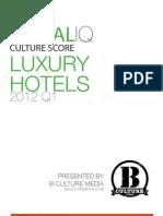 Hotel CultureCard by B Culture Media