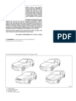Subaru Outback Owners Manual