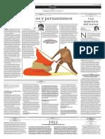 Nacionalismos y Peruanismos