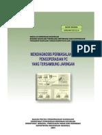 Mendiagnosis Permasalahan Pengoperasian Pc Yg Tersambung Jaringan