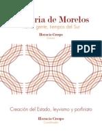 6. Creación del Estado, leyvismo y porfiriato, Horacio Crespo (coord.)