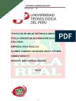 Kola Real s.a - Ajegroup