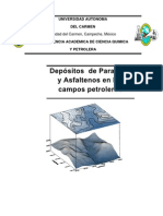 Proyecto de Parafinas y Asfaltenos