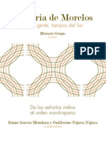 3. De los señoríos indios al orden novohispano, JaimeGarcíaMendoza / GuillermoNájeraNájera (coords.)