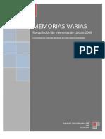 Memorias+Varias