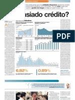 Analisis creditos financieros Peru