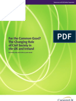 Carnegie UK - For the Common Good