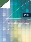 Comparative Legal Survey of RTI - Unesco 2008
