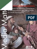 GFMD - Media Matters