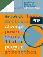 IDS - Assessing Social Change (2007)