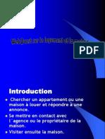 Webqwest Sur Le Logement