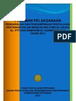 Pedoman Pengawalan Dan Pendampingan (Pusat)