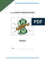 Spending and Saving Workbook