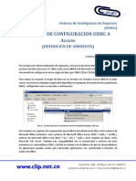 Manual - Configuración ODBC - Access - Milpa