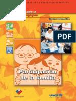 Cuadernillos Para La Reflexion Pedagogica Participacion de La Familia (Mineduc)(1)