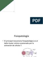 Enfermedad de Crohn Fisiopatología