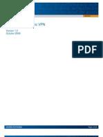 Dynamic VPN Appnote v10