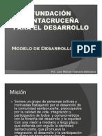 Plan Desarrollo Santa Cruz (Fundasandes)