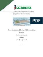 Sistemas de Control de Temperatura y Humedad en Invernaderos