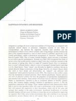 Darwinian Dynamics and Biogenesis