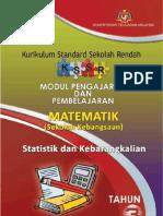 Modul P&P Statistik Dan Kebarangkalian Tahun 3 SK