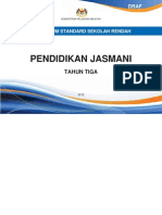 Dokumen Standard Pendidikan Jasmani Tahun 3