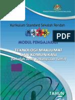 Modul Pengajaran TMK Tahun 3 SJKT