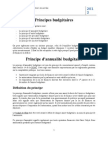 1. Principes budgétaires