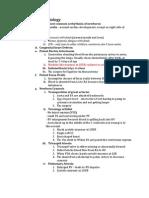 Peds Cardio Study Guide