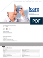 Icare ONE Manual 12 Languages Lo Res